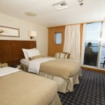 Galapagos Legend balcony suite South Land Touring