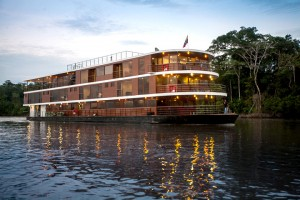 ANACONDA AMAZON CRUISES SOUTH LAND TOURING ECUADOR