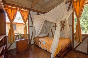 yasuni kichwa lodge south land touring ecuador  room